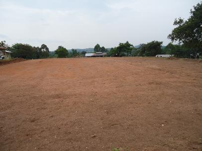 Graded site for the Multipurpose Hall